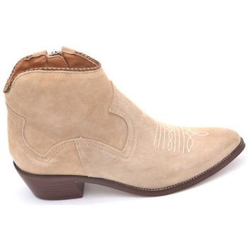Chaussures Femme Boots Alpe 45781108 Beige