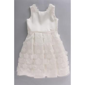 Vêtements Enfant Ensembles enfant Bella Brilli BB203050 ivoire