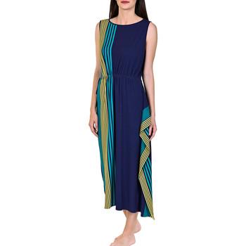 Vêtements Femme Robes longues Lisca Robe longue estivale Dominica bleu Bleu