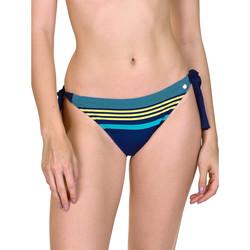 Vêtements Femme Maillots de bain séparables Lisca Bas maillot de bain à nouettes Dominica Bleu