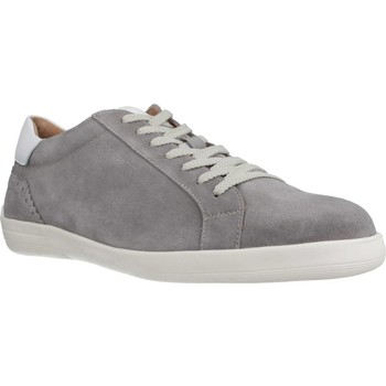 Chaussures Homme Baskets basses Stonefly OSCAR 3 VELOUR Gris