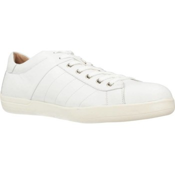 Chaussures Homme Baskets basses Stonefly OSCAR 1 NAPPA Blanc