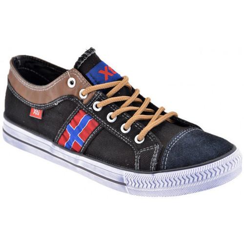 Chaussures Homme Baskets basses Xti Flag Baskets basses Noir