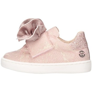 Chaussures Fille Baskets basses Florens J011051I Rosa