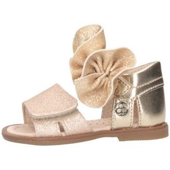 Chaussures Fille Sandales et Nu-pieds Florens J006552D platine