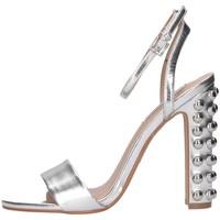 Chaussures Femme Sandales et Nu-pieds Steve Madden SMSARIANNA-SIL argent