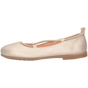 Chaussures Fille Ballerines / babies Unisa SEIMY 20 MTS Ballerines Enfant platine platine