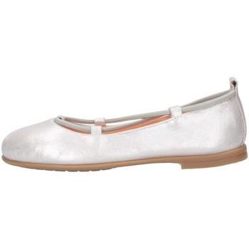 Chaussures Fille Ballerines / babies Unisa SEIMY 20 MTS Ballerines Enfant argent argent