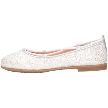 Chaussures Fille Ballerines / babies Unisa SEIMY 20 GL N Ballerines Enfant blanc blanc