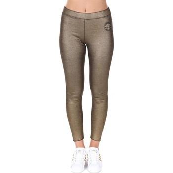 Vêtements Femme Leggings Converse 10018781-A02 ORO