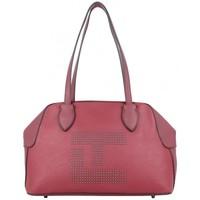 Sacs Femme Sacs porté épaule Ted Lapidus Sac épaule  DAUPHINE déco cloutée TL CL0 Bordeaux Multicolor
