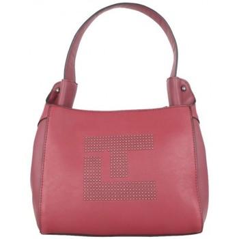 Sacs Femme Sacs porté épaule Ted Lapidus Sac épaule  DAUPHINE déco cloutée TL CL Bordeaux Multicolor