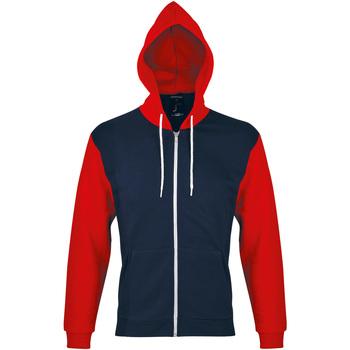 Vêtements Vestes de survêtement Sols SILVER KANGAROO SPORT Rojo