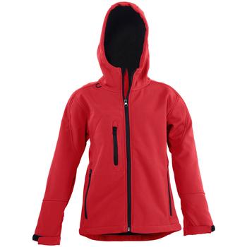 Vêtements Enfant Polaires Sols REPLAY WINTER KIDS Rojo
