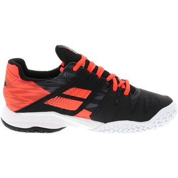 Chaussures Homme Fitness / Training Babolat Propulse fury  black red Noir