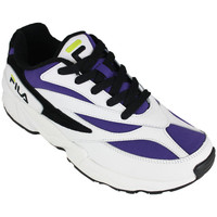 Chaussures Homme Baskets basses Fila v94m low white/purple Blanc