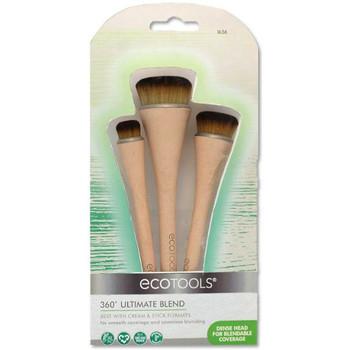 Beauté Femme Pinceaux Ecotools 360º Ultimate Blend Coffret 3 Pz