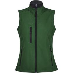 Vêtements Femme Coupes vent Sols RALLYE SPORT WOMEN Verde