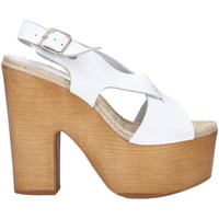Chaussures Femme Sandales et Nu-pieds Chika 10 RUSIA 02 Blanco