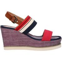 Chaussures Femme Sandales et Nu-pieds Chika 10 NILA 01 Rojo