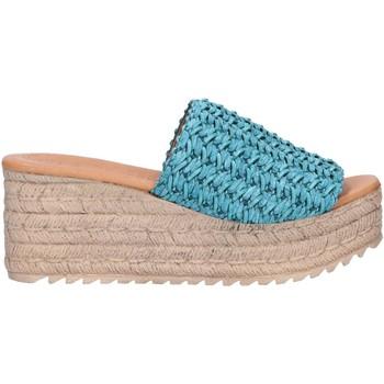 Chaussures Femme Espadrilles Chika 10 EGIPTO 06 Azul