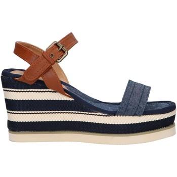 Chaussures Femme Sandales et Nu-pieds Chika 10 NILA 03 Azul