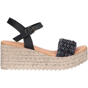 Chaussures Femme Espadrilles Chika 10 EGIPTO 05 Negro