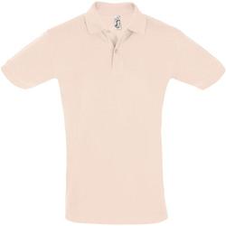 Vêtements Homme Polos manches courtes Sols PERFECT COLORS MEN Rosa