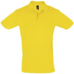 Vêtements Homme Polos manches courtes Sols PERFECT COLORS MEN Amarillo