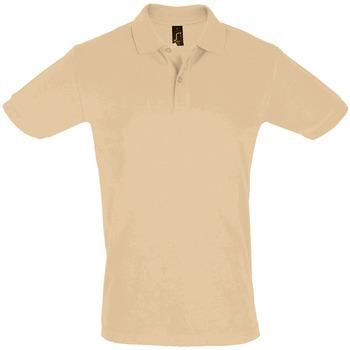 Vêtements Homme Polos manches courtes Sols PERFECT COLORS MEN Marr?n