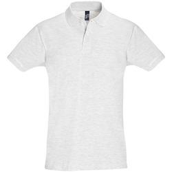 Vêtements Homme Polos manches courtes Sols PERFECT COLORS MEN Gris