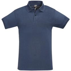Vêtements Homme Polos manches courtes Sols PERFECT COLORS MEN Azul