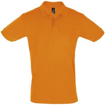 Vêtements Homme Polos manches courtes Sols PERFECT COLORS MEN Naranja
