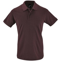 Vêtements Homme Polos manches courtes Sols PERFECT COLORS MEN Violeta