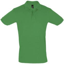 Vêtements Homme Polos manches courtes Sols PERFECT COLORS MEN Verde