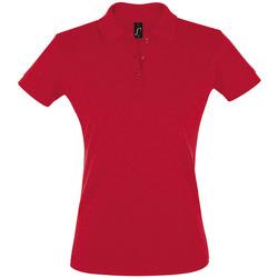 Vêtements Femme Polos manches courtes Sols PERFECT COLORS WOMEN Rojo