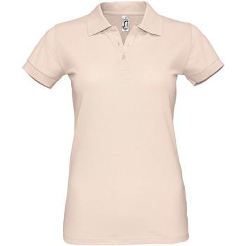 Vêtements Femme Polos manches courtes Sols PERFECT COLORS WOMEN Rosa