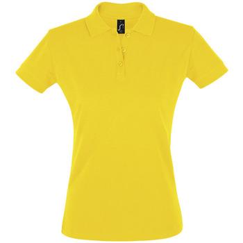 Vêtements Femme Polos manches courtes Sols PERFECT COLORS WOMEN Amarillo