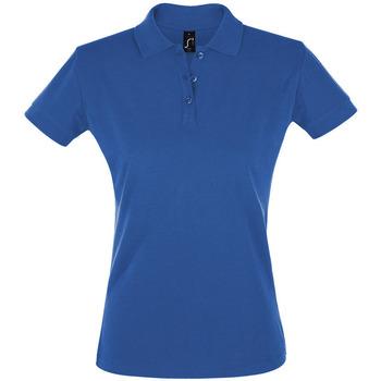 Vêtements Femme Polos manches courtes Sols PERFECT COLORS WOMEN Azul
