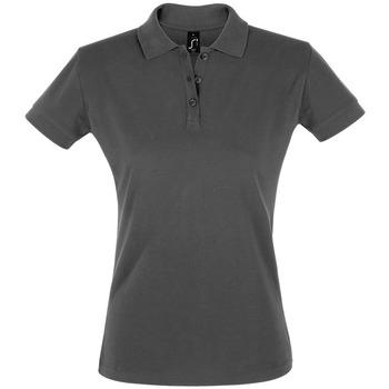 Vêtements Femme Polos manches courtes Sols PERFECT COLORS WOMEN Gris