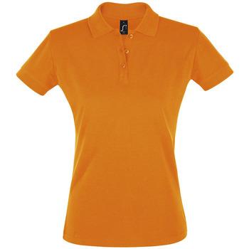 Vêtements Femme Polos manches courtes Sols PERFECT COLORS WOMEN Naranja