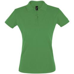 Vêtements Femme Polos manches courtes Sols PERFECT COLORS WOMEN Verde