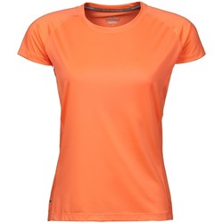Vêtements Femme T-shirts manches courtes Tee Jays Cool Dry Orange