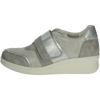 Chaussures Femme Baskets basses Riposella C236 Gris