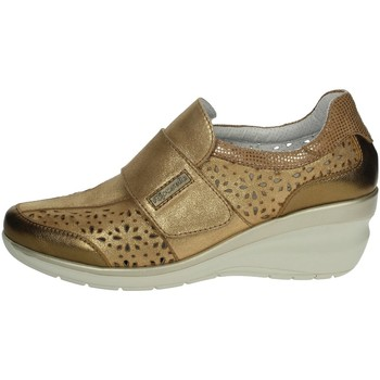 Chaussures Femme Baskets basses Riposella C215  Bronze