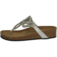 Chaussures Femme Tongs Riposella C20 Argent