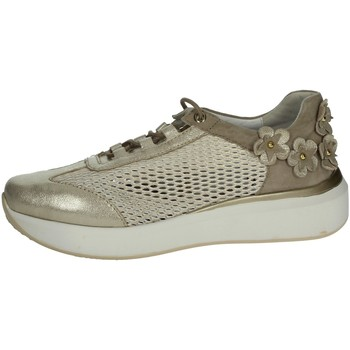 Chaussures Femme Baskets basses Riposella C205 Platine
