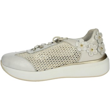 Chaussures Femme Baskets basses Riposella C204 Beige