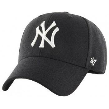 Accessoires textile Casquettes 47 Brand New York Yankees MVP Cap noir