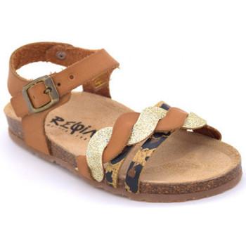 Chaussures Fille Woman El Corte I Reqin's sybelle mix nap Marron
